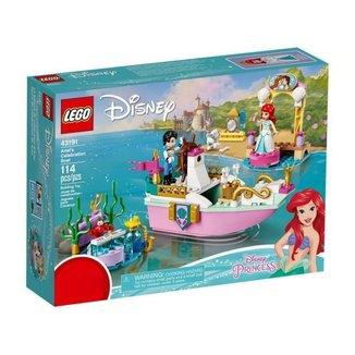 LEGO Disney O Barco de Cerimônia de Ariel