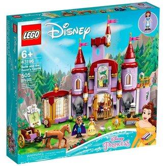 LEGO Disney Princess - A Bela e o Castelo da Fera - 43196