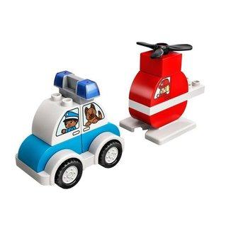 LEGO Duplo Helicóptero dos Bombeiros