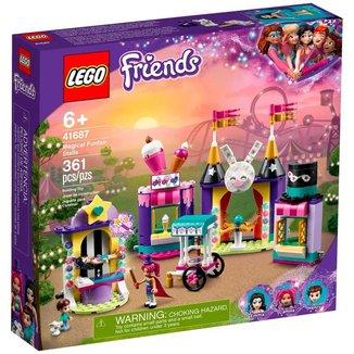 LEGO Friends - Barracas da Feira de Diversões Mágica - 41687