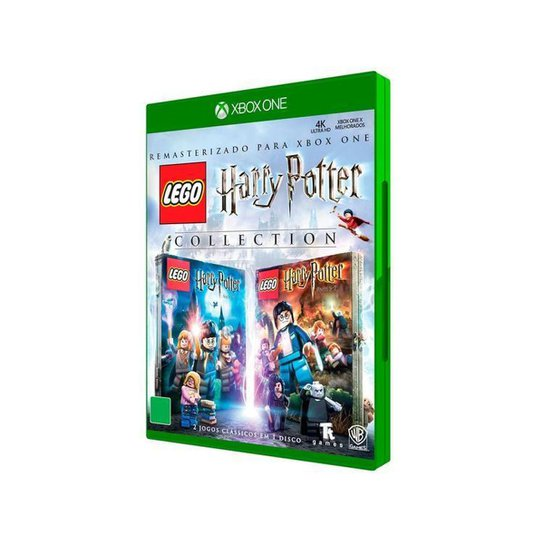 LEGO Harry Potter Collection para Xbox One - Incolor