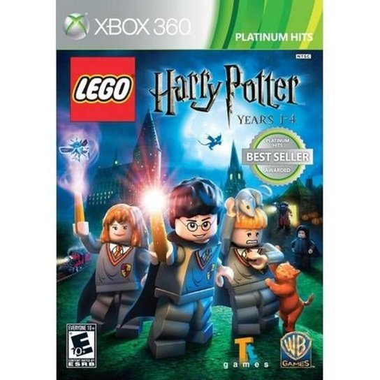 Lego Harry Potter Years 1-4 - XBOX-360 - Incolor