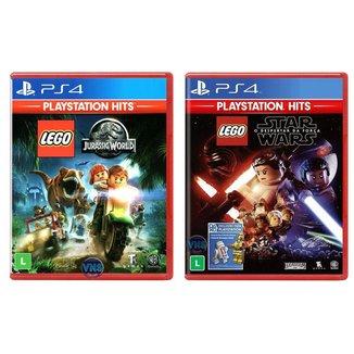 LEGO Jurassic World + LEGO Star