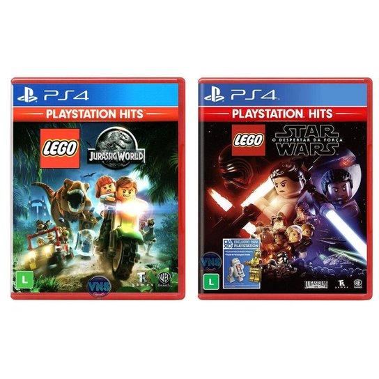 LEGO Jurassic World + LEGO Star - Incolor
