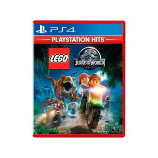 Lego Jurassic World para PS4 TT Games