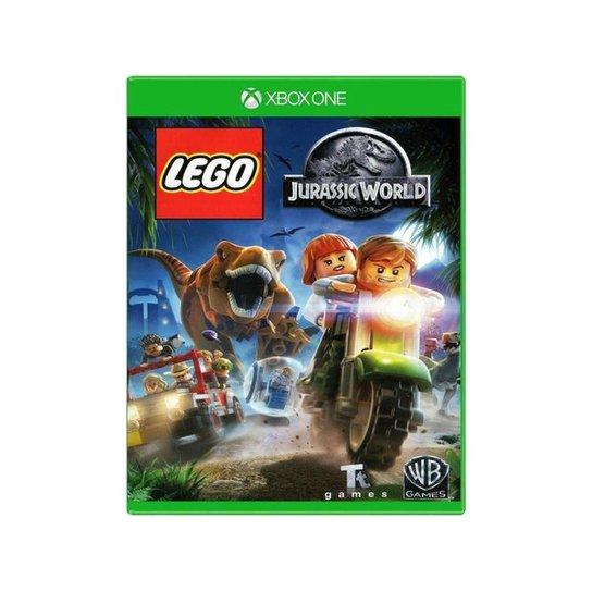 Lego Jurassic World para Xbox One - Verde