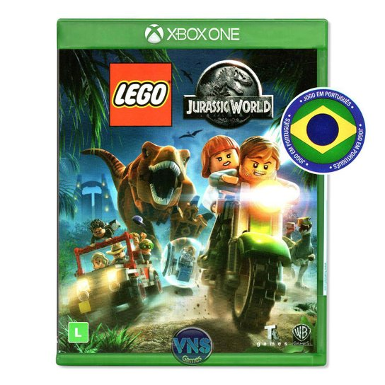 LEGO Jurassic World - Xbox One - Incolor