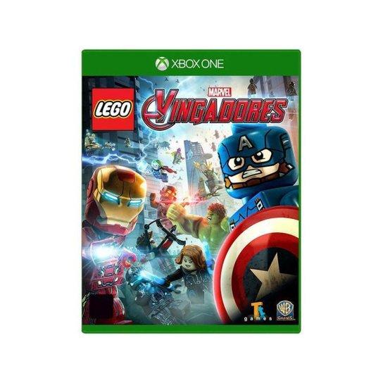 Lego Marvel Avengers para Xbox One - Verde