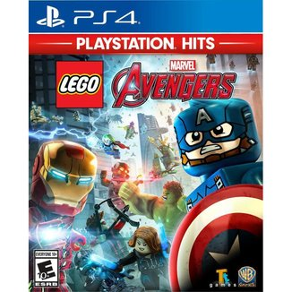 Lego Marvel Avengers PlayStation Hits - PS4