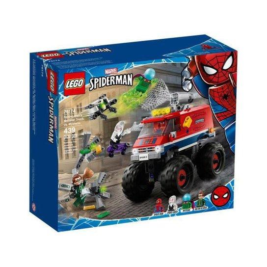 LEGO Marvel Caminhão Gigante do Homem - Colorido