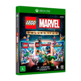 Lego Marvel Collection Br Xone
