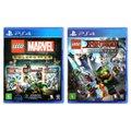 LEGO Marvel Collection + LEGO Ninjago - O