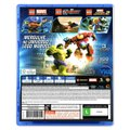 LEGO Marvel Collection + LEGO Worlds - PS4
