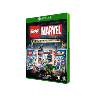 LEGO Marvel Collection para Xbox One