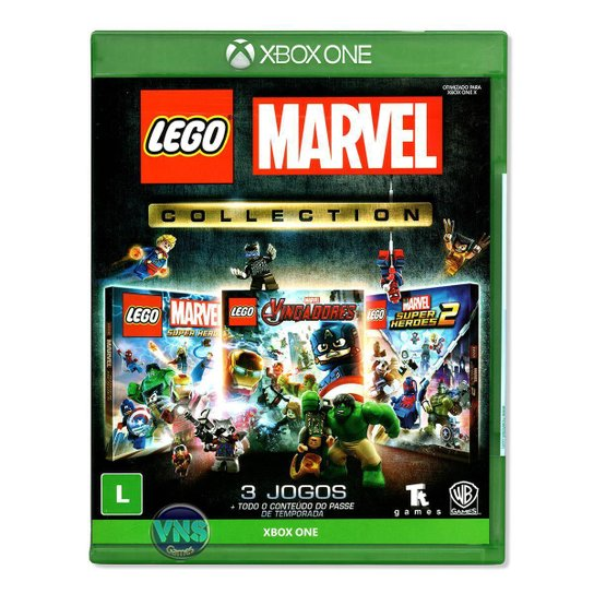 LEGO Marvel Collection - Xbox One - Incolor