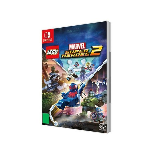 Lego Marvel Super Heroes 2 para Nintendo Switch - Incolor