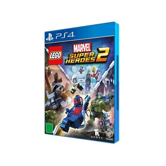Lego Marvel Super Heroes 2 para PS4