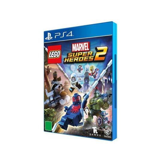 Lego Marvel Super Heroes 2 para PS4 - Incolor