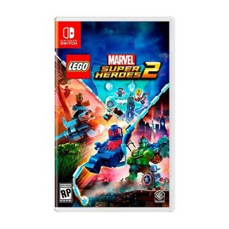 Lego Marvel Super Heroes 2 Switch Br