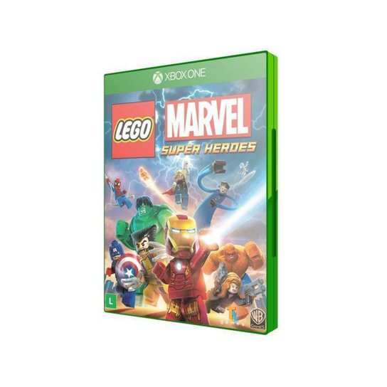 Lego Marvel Super Heroes - Xbox One - N/A