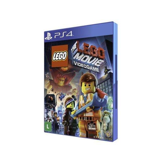 Lego Movie para PS4 - Incolor