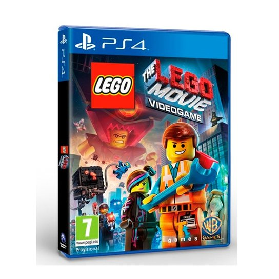 Lego Movie - Playstation 4 - Wg1984an - Colorido