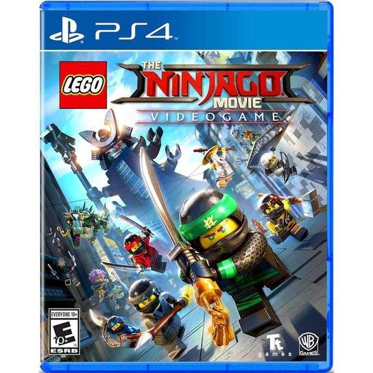 Lego Ninjago Movie Video Game - ps4 - Incolor