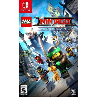 Lego Ninjago Movie Video Games - Switch