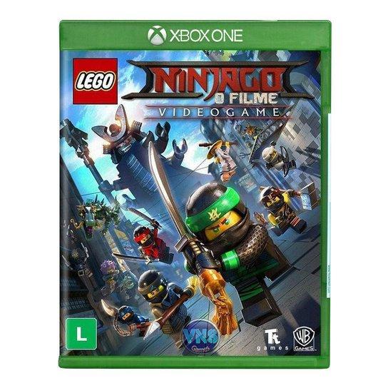 LEGO Ninjago O Filme Video Game - Xbox One - Incolor
