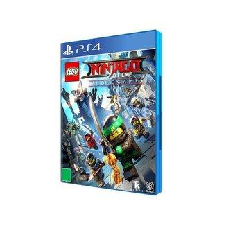 LEGO NINJAGO O Filme Videogame para PS4