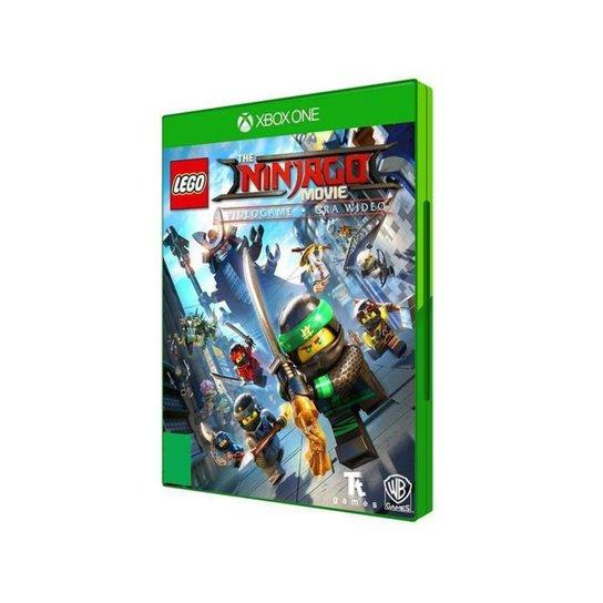 LEGO NINJAGO O Filme Videogame para Xbox One - Incolor