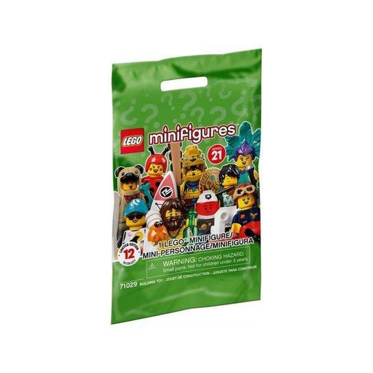 LEGO Series 21 Minifiguras 8 Peças 71029 - Colorido