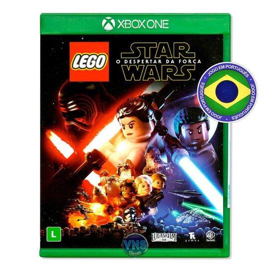 Lego Star Wars O Despertar da Força - Xbox One - Incolor