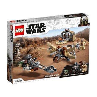 LEGO Star Wars Problemas com Tatooine