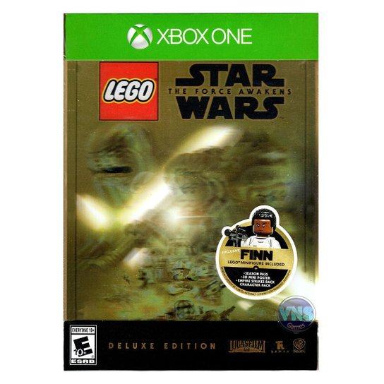 Lego Star Wars The Force Awakens - Deluxe Edition - Xbox One - Incolor