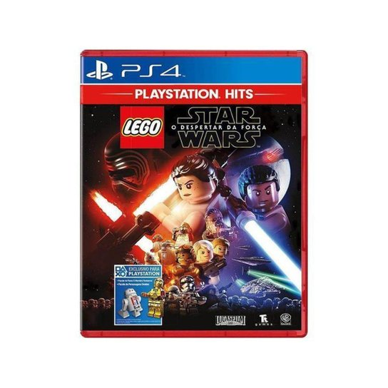 Lego Star Wars: O Despertar da Força para PS4 - Incolor