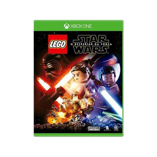 Lego Star Wars: O Despertar da Força para Xbox One - Verde