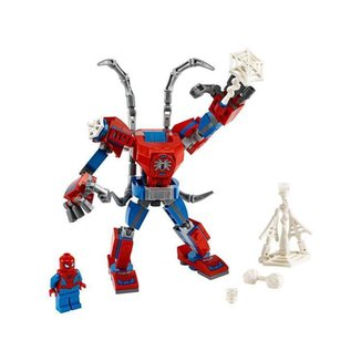 LEGO Super Heros Robô Homem Aranha 152 Peças