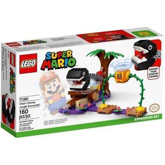 LEGO Super Mario Confronto na Selva com a Corrente