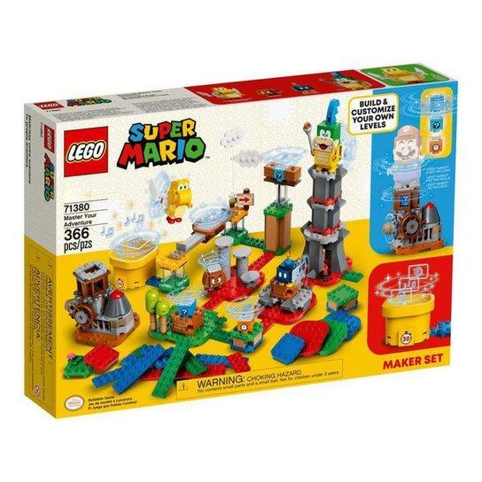 LEGO Super Mario Domine sua Aventura 366 Peças - Colorido