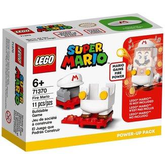 LEGO Super Mario™ - Mario de Fogo - Pacote Power Up - 71370