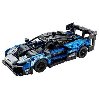 LEGO Technic McLaren Senna GTR 830 Peças 42123
