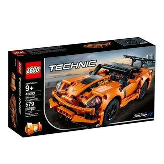 LEGO Technic - Modelo 2 Em 1: Supercarros Chevrolet Corvette ZR1 - 42093