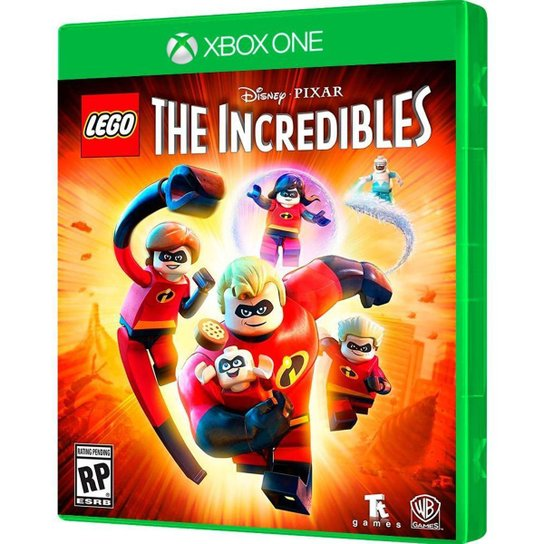 Lego The Incredibles - Xbox-One - Incolor