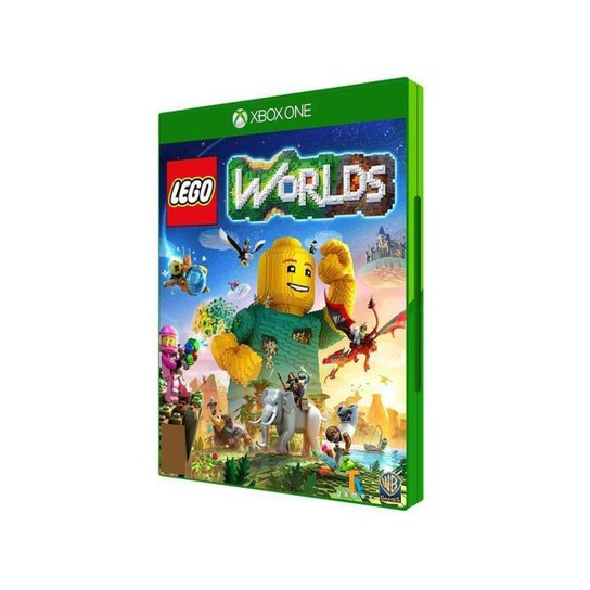 LEGO Worlds para Xbox One - Incolor