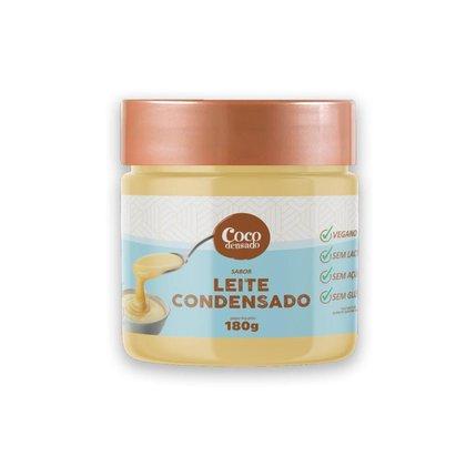 Leite Condensado de Coco sem Açucar 180g Cocodensado