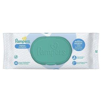 Lenços Umedecidos Pampers Higiene Completa 48 Unidades