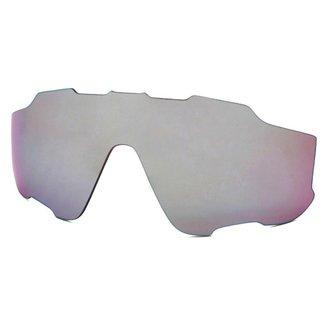 Lente Oakley Jawbreaker Prizm Snow