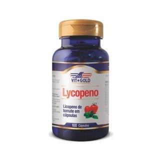 Licopeno de Tomate - 100 Cápsulas - VitGold