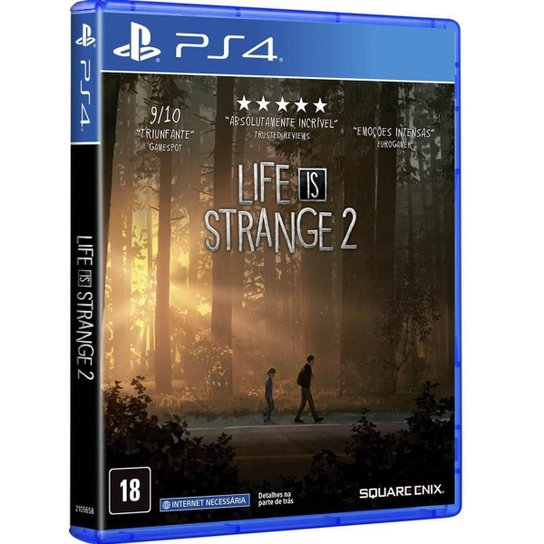 Life is Strange 2 - PS4 - Incolor